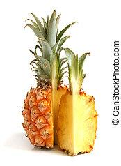érett, ananász