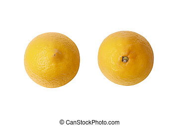 érett, citrom