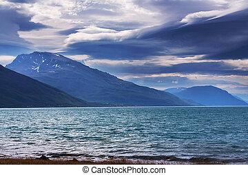 északi, norvégia