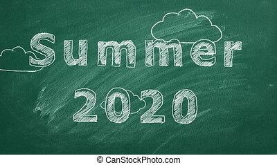 été, 2020