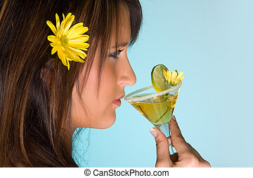 été, boisson