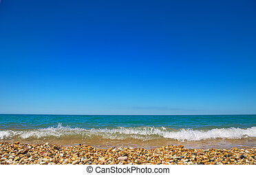 été, mer