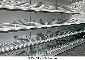 étagère, vide