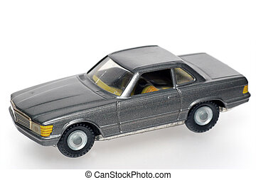 étain, voiture allemande, jouet