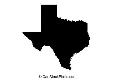 état, texas