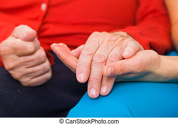 ételadag kezezés