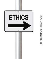 éthique, manière, ceci
