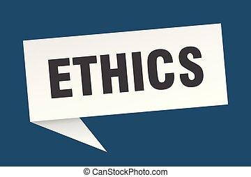 éticas
