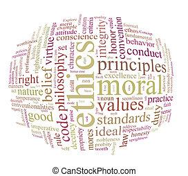 éticas, morales