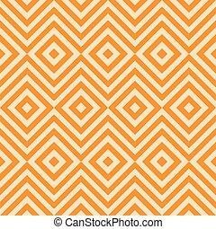 étnico, zag, seamless, tribal, zig, vetorial, pattern., rhombus