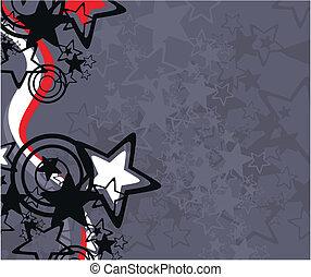étoile, background2