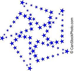 étoile, conception