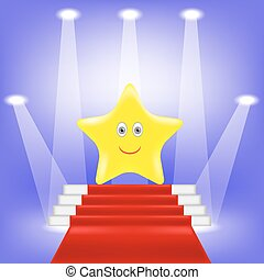 étoile jaune
