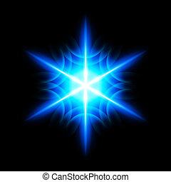 étoile, numérique