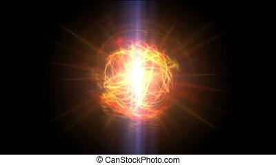 étoile, plasma