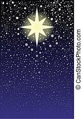 étoile, plus brillant