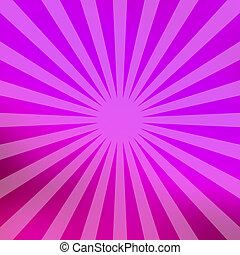 étoile rose, résumé, vecteur, retro, fond, violet