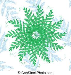 étoile, vert, openworks