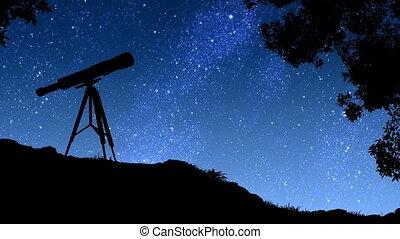 étoile, watcher