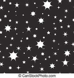 étoiles, espace