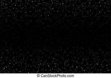 étoiles, espace, fond