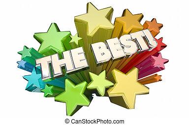 étoiles, feux artifice, comments, éloge, mieux, réaction