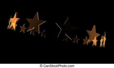 étoiles