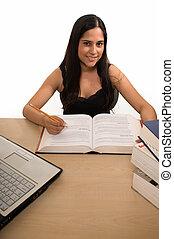 étudiant, étudier