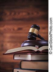 étudier, concept, droit & loi
