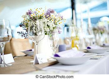 événement, décoration