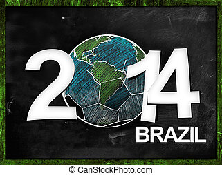 év, közül, brazília, 2014