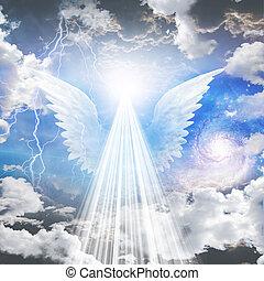 être angélique