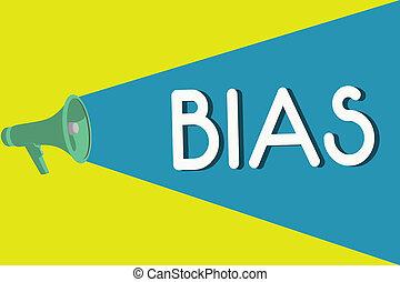 être, concept, faveur, considéré, texte, injuste, bias.,...