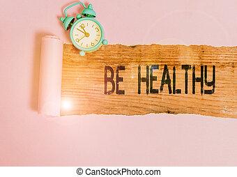 être, conceptuel, photo, diseases., totalement, vigoureux,...