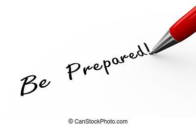 être, illustration, préparé, stylo, écriture, 3d