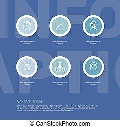 être, oiseau, ensemble, c, icons., boîte, editable, utilisé, inclut, symboles, infographic, ui, toile, 6, mobile, tel, more., b, enseigner, mâle, design.