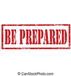être, prepared-stamp