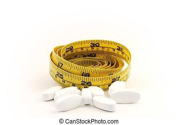 être régime, pilule