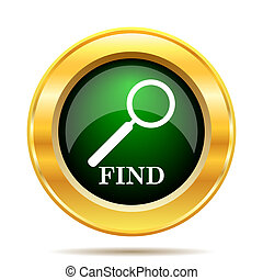 ícone, achar