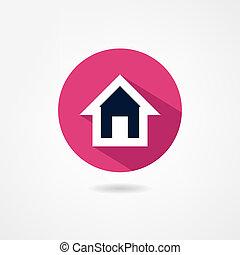 ícone casa