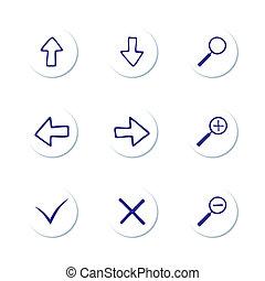 ícone, jogo