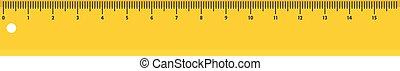 ícone, linha plana, style., amarela