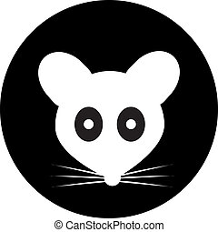 ícone rato