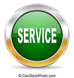ícone, serviço