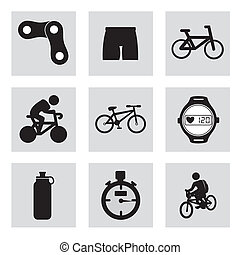 ícones, ciclismo