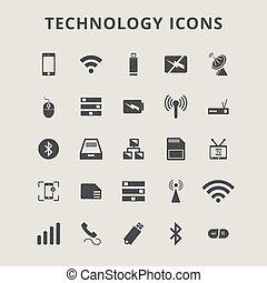 ícones tecnologia