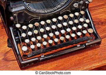 írógép, szög
