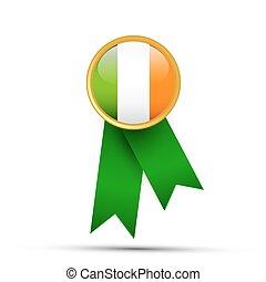 írország, medals