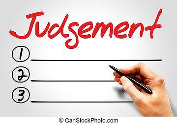 ítélőképesség