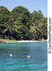 île, perhentian
